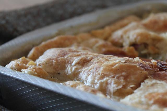 Oh My-Chicken Pot Pie