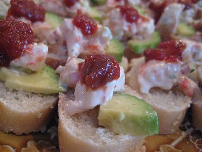 Grilled Shrimp Louie Sakoda Sandwiches