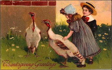 The Holy Holiday – Thanksgiving