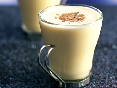 Kimberly's Famous Eggnog