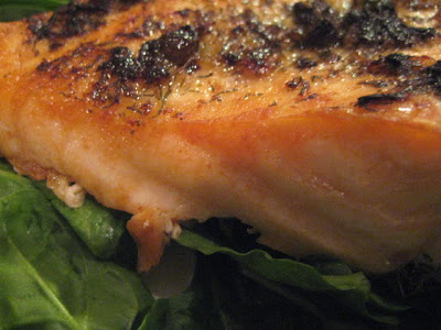 Mary Mac's Grilled Citrus Salmon