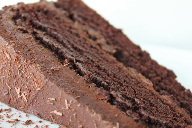 Laurie and Amy's Amazing  Chocolate Cake