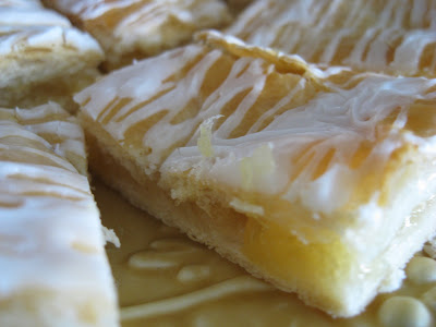 Flaky Pineapple Pastry