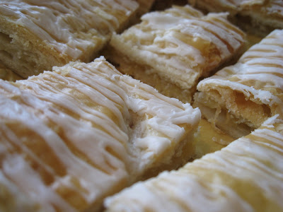 Flaky Pineapple Pastry