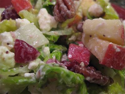 Fruit and Feta Salad