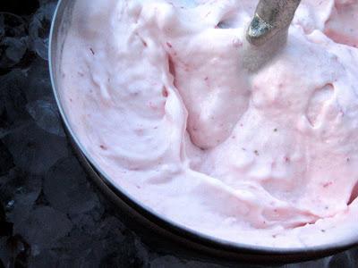 Creamy Banana Berry Ice Cream
