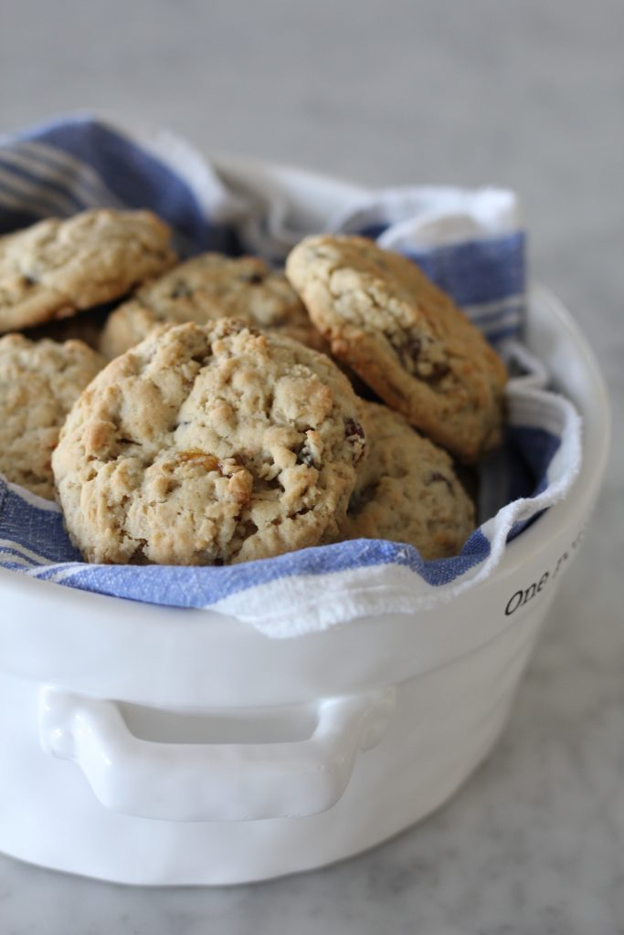 Best in the World Oatmeal Cookies
