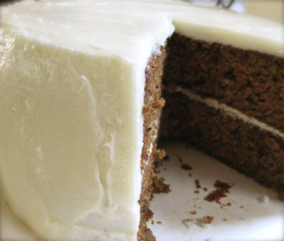 Laurie's Amazing Carrot Cake
