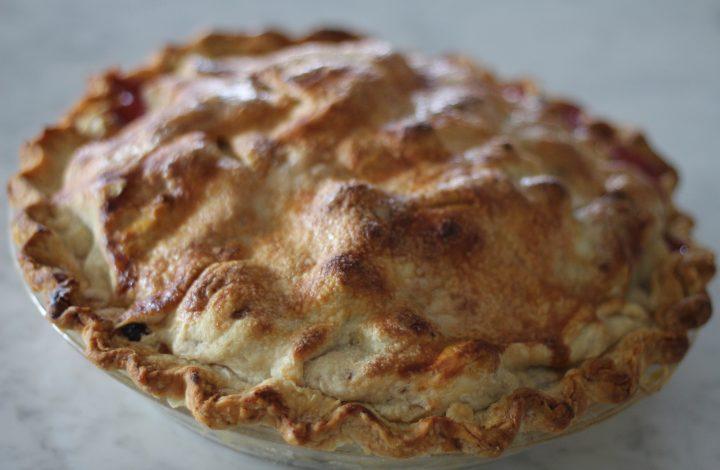 Mom's Favorite Apple Pie