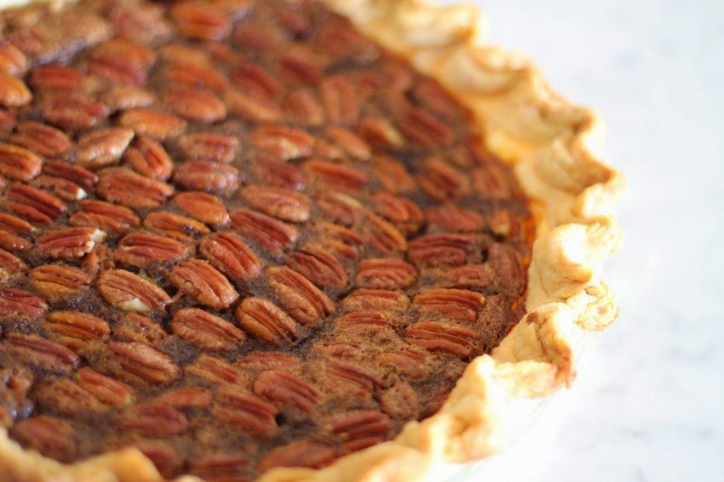 Simple Pecan Pie