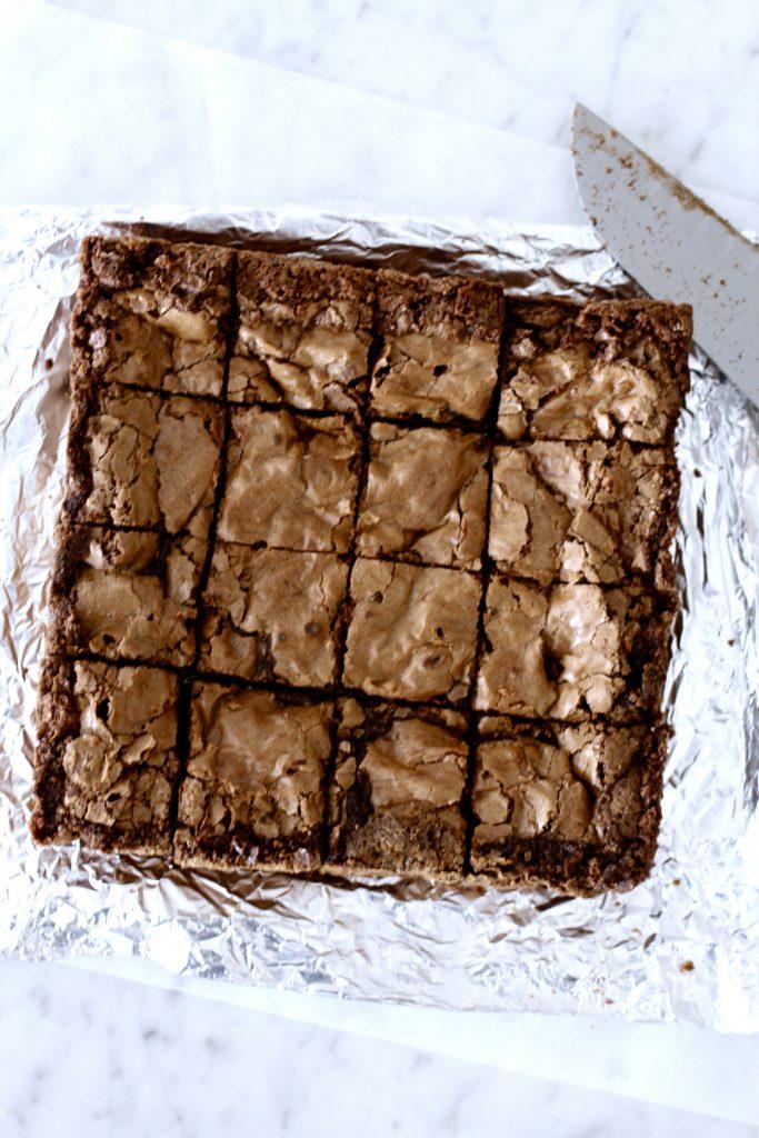 Williams Sonoma Triple Chocolate Brownies