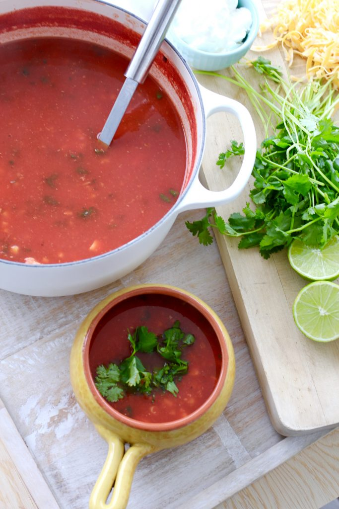 Southwest Soup