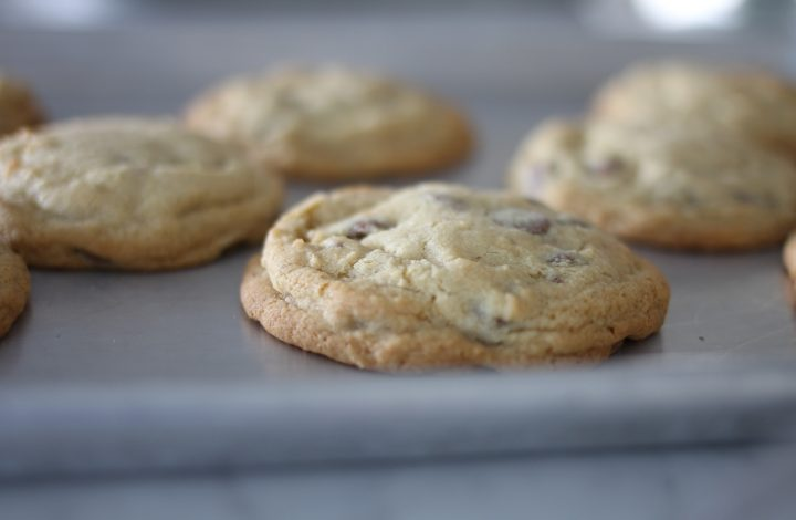 Tried and True CC Cookies