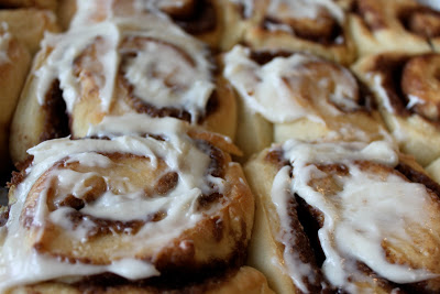 My Favorite Cinnamon Rolls with Cream Cheese Frosting