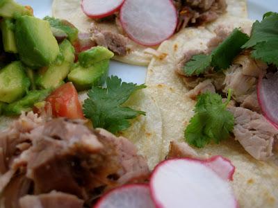 Mexican Pulled Pork Carnitas