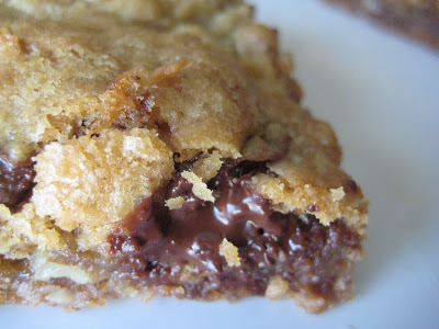 Dorie Greenspan's Chewy Chunky Blondies