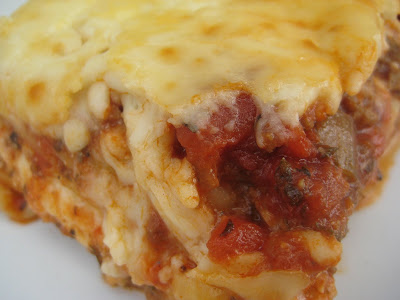 Blue Ribbon Lasagne