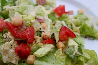Cucina! Cucina! Chopped Salad