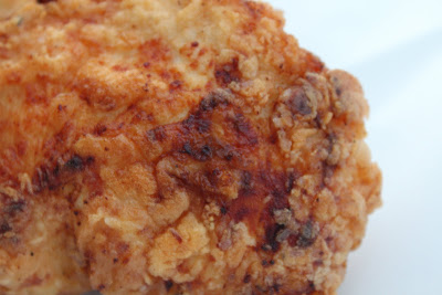 Southern Buttermilk Fried Chicken & Mississippi: Part One