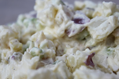 Miss Leisa's Potato Salad & Miss- part two