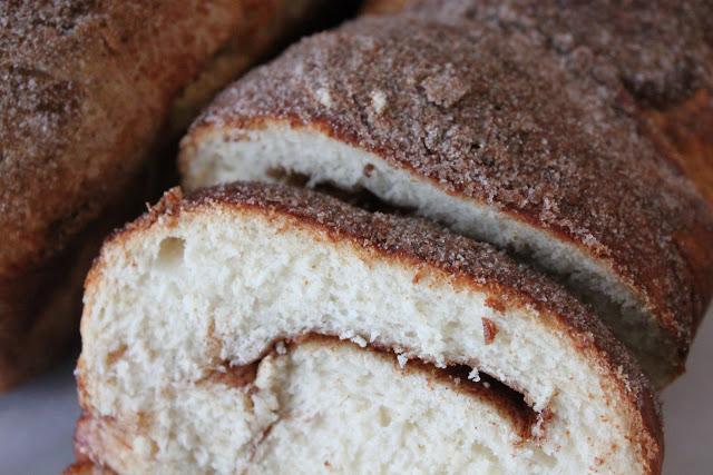 Cinnamon Swirl Bread with Sweet Cinnamon Butter