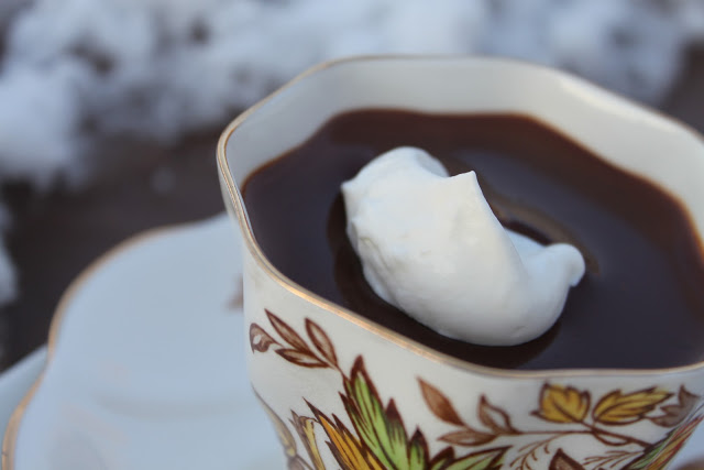 Heavenly Hot Chocolate