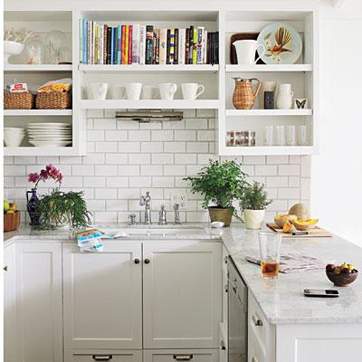 White Kitchens Beautiful White Kitchens Southern Living