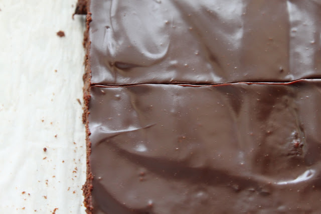Barefoot Contessa Outrageous Brownies