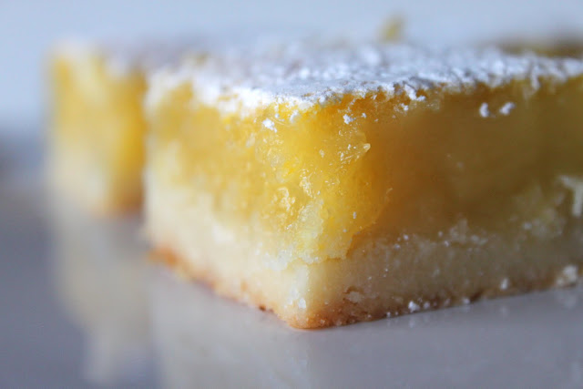 Laurie's Lemon Bars