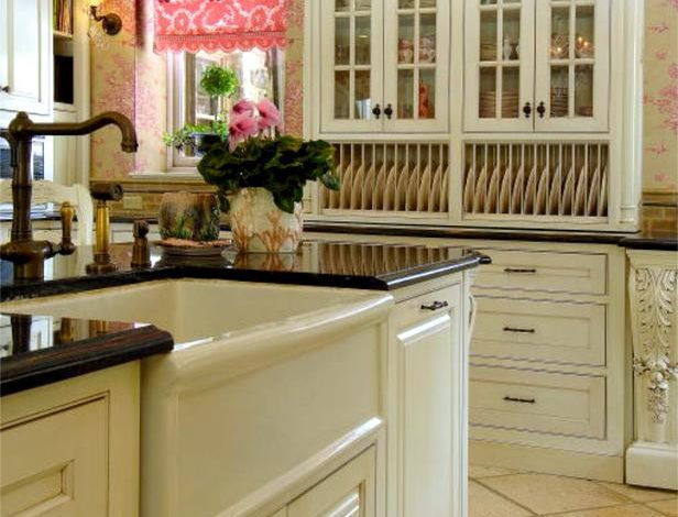 Romantic Kitchen Trends