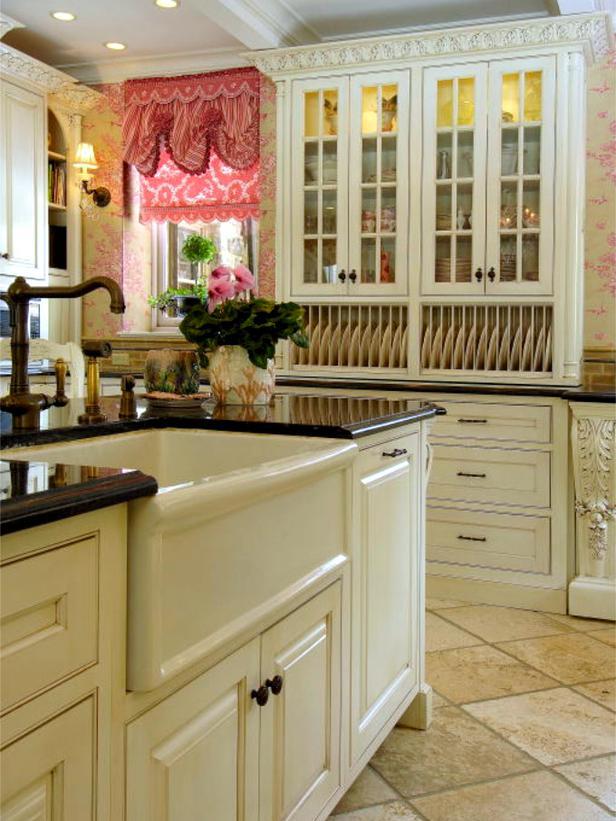 Romantic Kitchen Trends