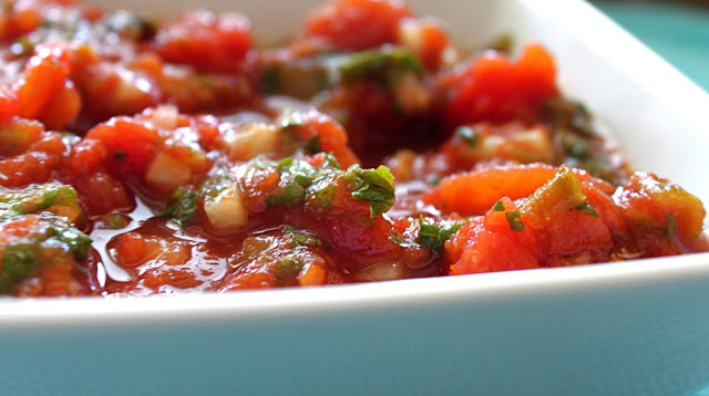 Sheri's Super Simple Salsa