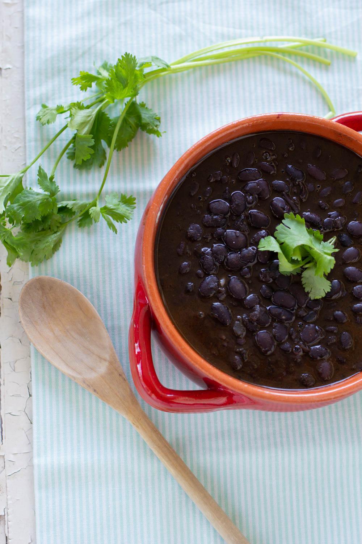 Cafe Rio Style Black Beans A Bountiful Kitchen