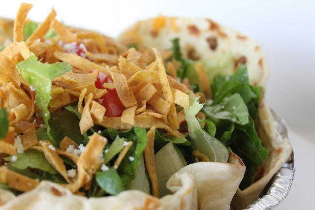 Cafe Rio-Style Sweet Pork Salad
