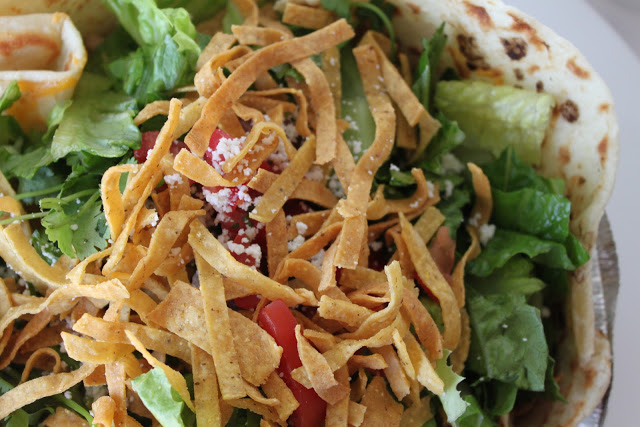 Cafe Rio-Style Sweet Pork Salad