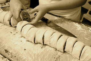 Cutler's Cinnamon Rolls