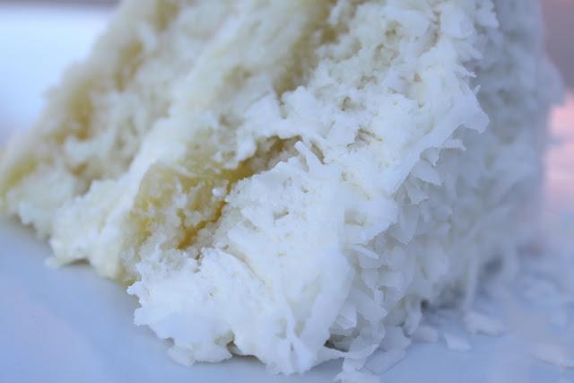 2011 Utah State Fair Winner: Pina Colada Cake