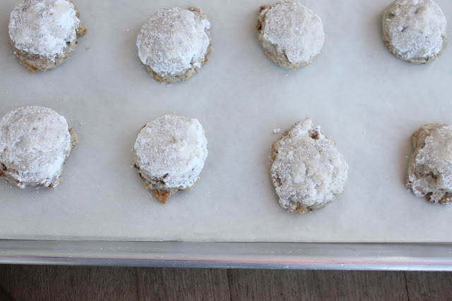 Cutler's Mexican Wedding or Snowball Cookies