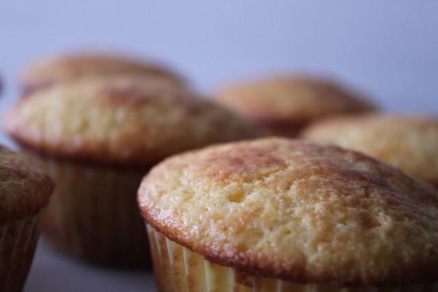 Honey Cornbread Muffins