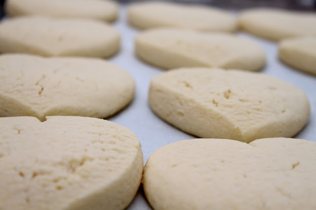 Cutler's Famous Sugar Cookies