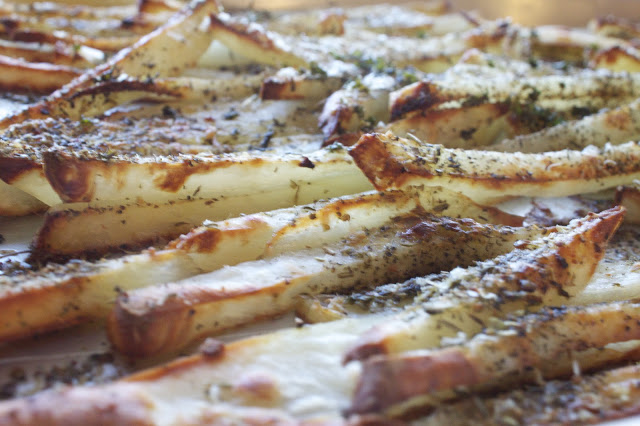 Italian Oven Fries