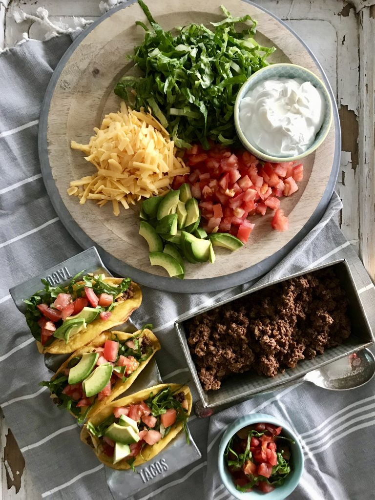 Cook's Illustrated Beef Tacos