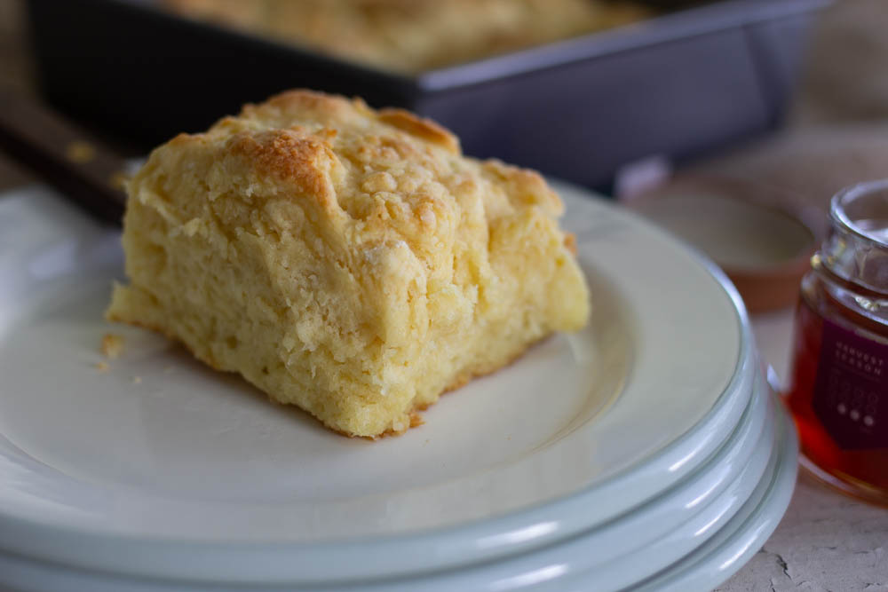 Ruth's Mile High Biscuits