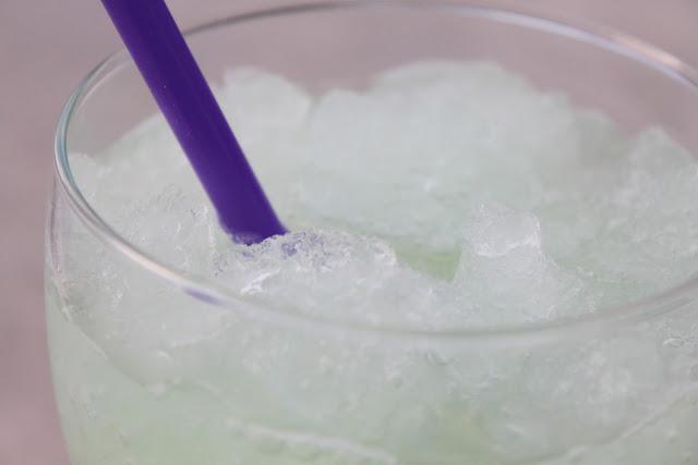 Limeade Slush