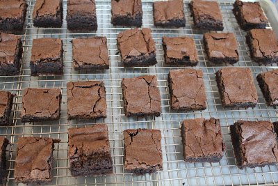 Southern Lady Brownies