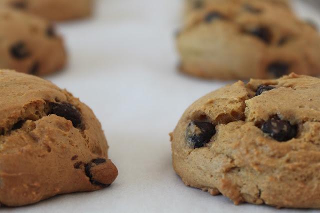 Cutler's Pumpkin Chocolate Chip Cookies
