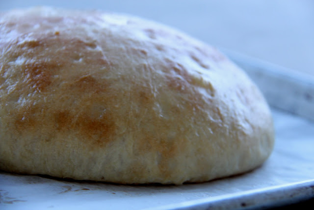Tessa's French Peasant Bread