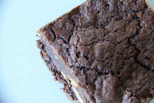 Award Winning Chocolate Chip Walnut Brownies