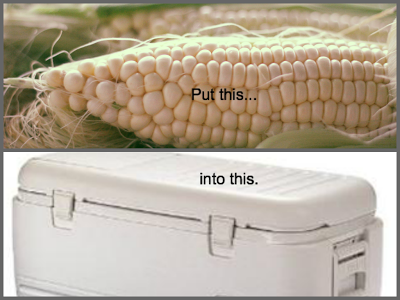 Cooler Corn for 350