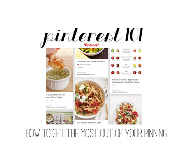pinterest 101: how to get set up and get the most out of pinning